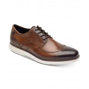 Mens Garett Leather Wingtip Oxfords