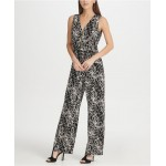 Printed Zipper Jumpsuit, Created for Macys