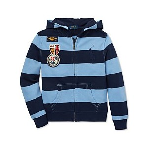 Big Boys Cotton French Terry Hoodie