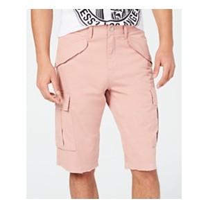 Mens Summery Stretch Cargo Shorts