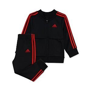 Little Boys 2-Pc. Home Run Jacket & Pants Set
