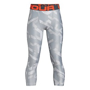Big Boys HeatGear 3/4 Leggings