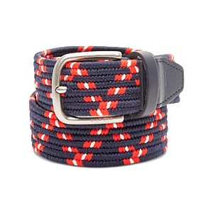Mens Comfort Stretch Webbing Casual Belt