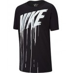 Big Boys Nike Air Shoe Box Logo T-Shirt