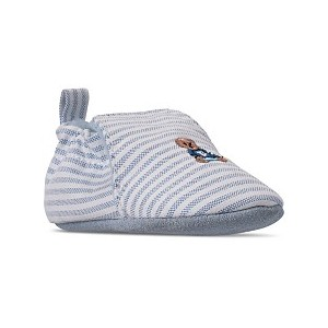 Baby Boys Percie Layette Oxford Slip-On Booties from Finish Line