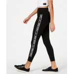 Logo High-Rise Leggings