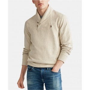 Mens Double-Knit Jersey Sweater