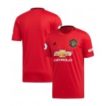 Mens Manchester United Club Team Home Stadium Jersey