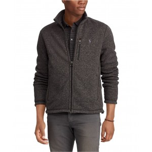 Mens Fleece Zip-Up Jacket