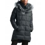 Dealio Faux-Fur-Trim Hooded Parka Coat