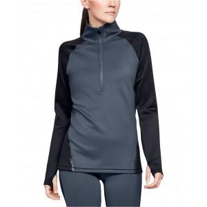 ColdGear Colorblocked Half-Zip Training Top