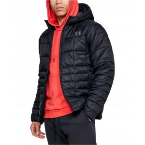 Insulated Hooded Training Jacket