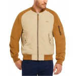 Mens Regular Fit Lightweight Reversible Bomber Jacket