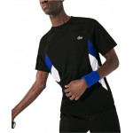 Mens Sport Colorblocked Ultra Dry Performance T-Shirt