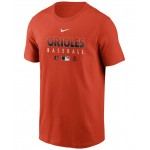 Baltimore Orioles Mens Early Work Dri-Fit T-Shirt