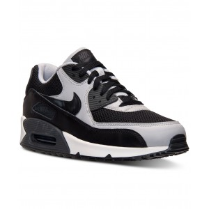 Mens Air Max 90 Essential Running Sneakers from Finish Line