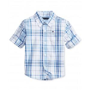 Baby Boys Ethan Plaid Shirt