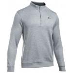 Mens Quarter-Zip Storm-Fleece Sweater
