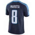 Mens Marcus Mariota Tennessee Titans Vapor Untouchable Limited Jersey