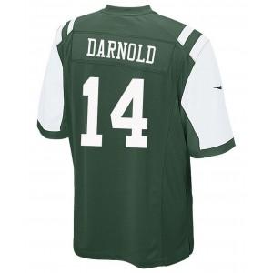 Mens Sam Darnold New York Jets Game Jersey