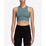 Warpknit ClimaCool Cropped Tank Top
