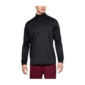 Mens Armour Fleece Half-Zip Top