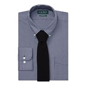 Mens Classic Fit Dress Shirt