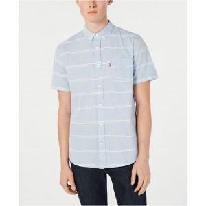 Mens Striped Nep Shirt