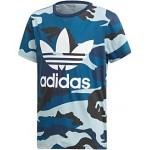 Big Boys Camo-Print T-Shirt