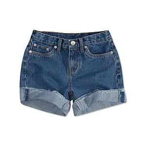 Big Girls Girlfriend Shorty Shorts