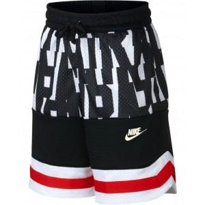 Big Boys Nike Air Colorblocked Mesh Logo Shorts