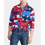 Mens Americana Classic-Fit Oxford Shirt