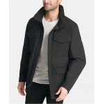 Mens 4-Pocket Utility Jacket