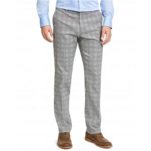 Plaid TH Flex Stretch Modern-Fit Dress Pants