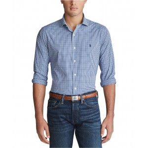 Mens Big & Tall Performance Twill Shirt