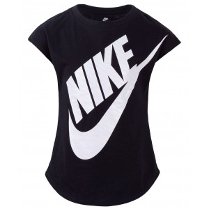 Toddler Girls Logo-Print Cotton T-Shirt