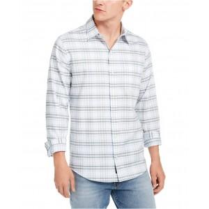 Mens Windowpane Tartine Shirt