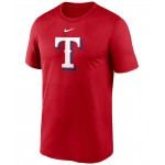 Texas Rangers Mens Logo Legend T-Shirt