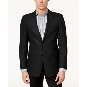 Mens Slim-Fit Textured Sport Coat