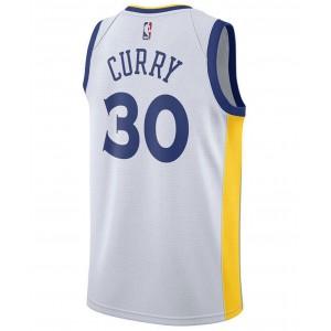 Mens Stephen Curry Golden State Warriors Association Swingman Jersey