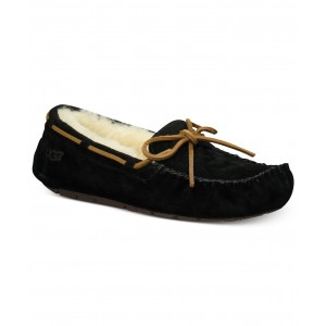 Womens Dakota Moccasin Slippers
