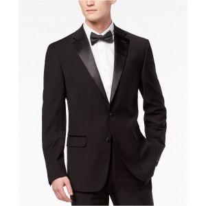 Mens X-Fit Infinite Stretch Black Tuxedo Jacket