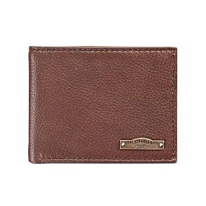 Mens RFID Leather Bifold Wallet