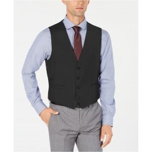 Mens X-Fit Stretch Solid Suit Vest