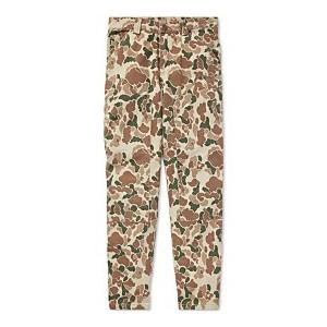 Big Boys Camo Cotton Carpenter Pants
