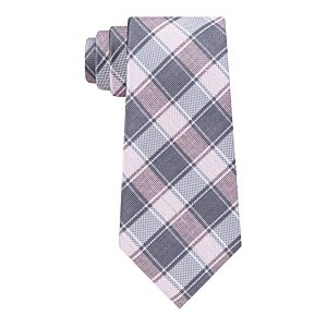 Mens Track Plaid Tie