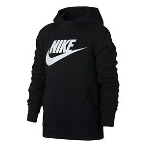 Big Boys Sportswear Fleece Pullover Hoodie
