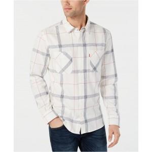 Mens Noro Plaid Shirt