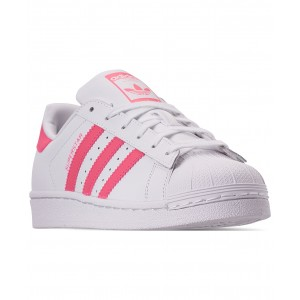 Girls Superstar Sneakers from Finish Line