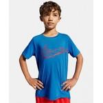 Big Boys Breathe Dri-FIT Logo Training T-Shirt